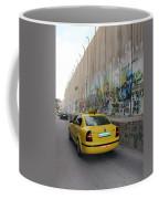 Yellow Cab Coffee Mug
