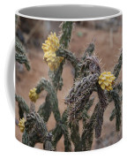 Yellow Cactus Coffee Mug