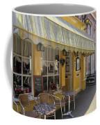 Yellow Cafe Coffee Mug