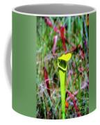Yellow Cap Coffee Mug