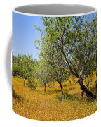 Yellow Carpet Coffee Mug