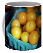 Yellow Cherry Tomatoes Coffee Mug