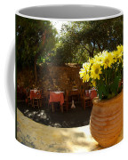 Yellow Chrysanthemum  Coffee Mug