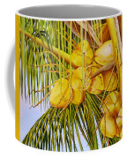 Yellow Coconuts- 01 Coffee Mug