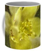 Yellow Columbine Coffee Mug