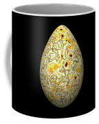 Yellow Conglomerate Egg Coffee Mug