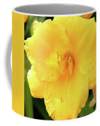 Yellow Daylily Coffee Mug