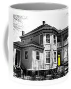 Yellow Door Coffee Mug