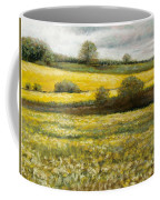 Yellow Fields Coffee Mug