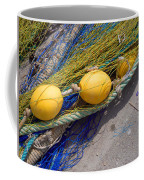 Yellow Floats Coffee Mug
