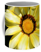 Yellow Flower In The Sun Coffee Mug