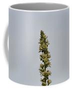 Yellow Flowers And Buds. Coffee Mug