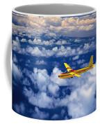 Yellow Glider Coffee Mug