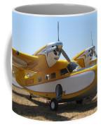Yellow Goose Coffee Mug