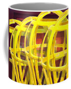 Yellow Guard Coffee Mug