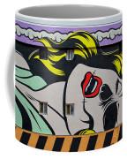 Yellow Haired Coffee Mug