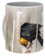 Yellow Headed Blackbird #7 Coffee Mug