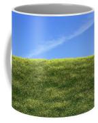 Yellow Hill Coffee Mug