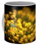 Yellow Island Coffee Mug