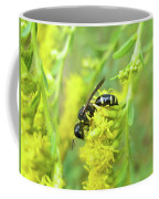Yellow Jacket Coffee Mug