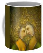 Yellow Lovers Coffee Mug