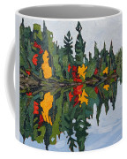 Yellow Maples Coffee Mug