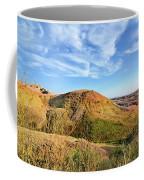 Yellow Mounds Coffee Mug