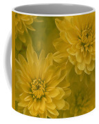 Yellow Mums Coffee Mug