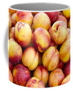Yellow Nectarines Coffee Mug