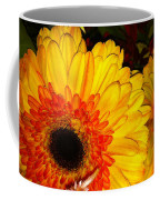 Yellow-orange Coffee Mug