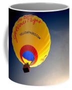 Yellow Pages Balloon Coffee Mug