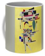 Yellow Painting Coffee Mug