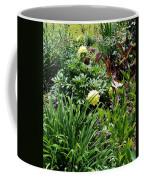Yellow Peonia Coffee Mug
