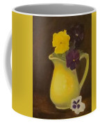 Yellow Pitcher 2 Coffee Mug