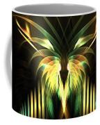 Yellow Plumes Coffee Mug