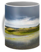 Yellow Reflection Coffee Mug