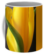 Yellow Rose Art Coffee Mug