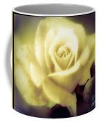 Yellow Rose Smoky Misty Look Coffee Mug