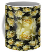 Yellow Roses 2 Coffee Mug