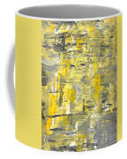 Yellow Sadness Coffee Mug