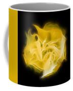 Yellow Solar Plexus Chakra Coffee Mug