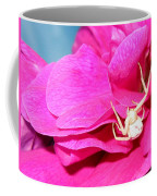Yellow Spider Coffee Mug
