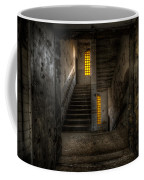 Yellow Stairs Coffee Mug