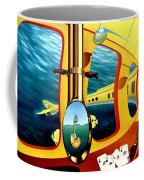 Yellow Submarine Coffee Mug