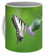 Yellow Swallow Tail 2 Coffee Mug
