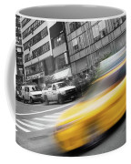 Yellow Taxi Nyc Coffee Mug