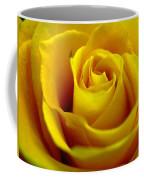 Yellow Tea Coffee Mug