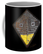 Yellow Tip Coffee Mug