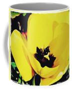 Yellow Tulip 2 Coffee Mug