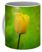 Yellow Tulip Coffee Mug